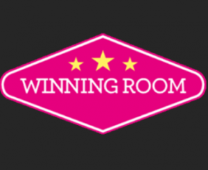 Logo winning room