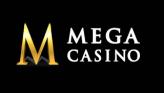 mega casino de logo auszhalung
